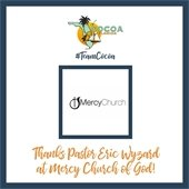 Community Shout Outs Eric Wyzard, Mercy Church of God