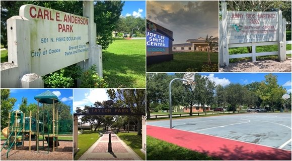 Photos of Cocoa parks