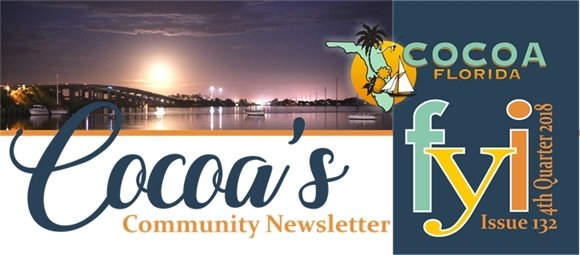 Cocoa's FYI Newsletter - 4th Quarter, Issue 132