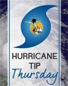 Hurricane tip Thursday logo