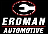 Logo for sponsor Erdman Automotive