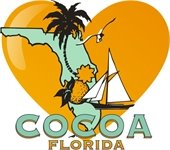 Logo for the City of Cocoa