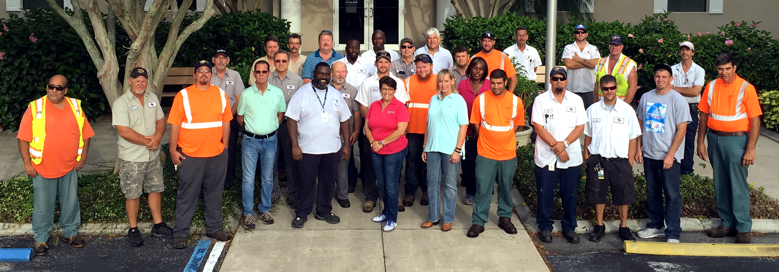 Public Works staff picture
