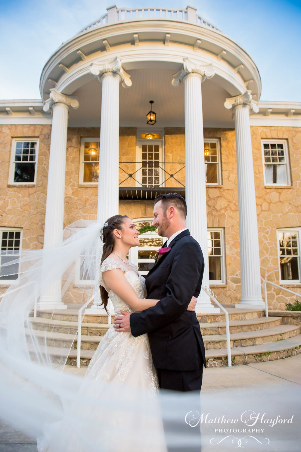 Porcher House Wedding