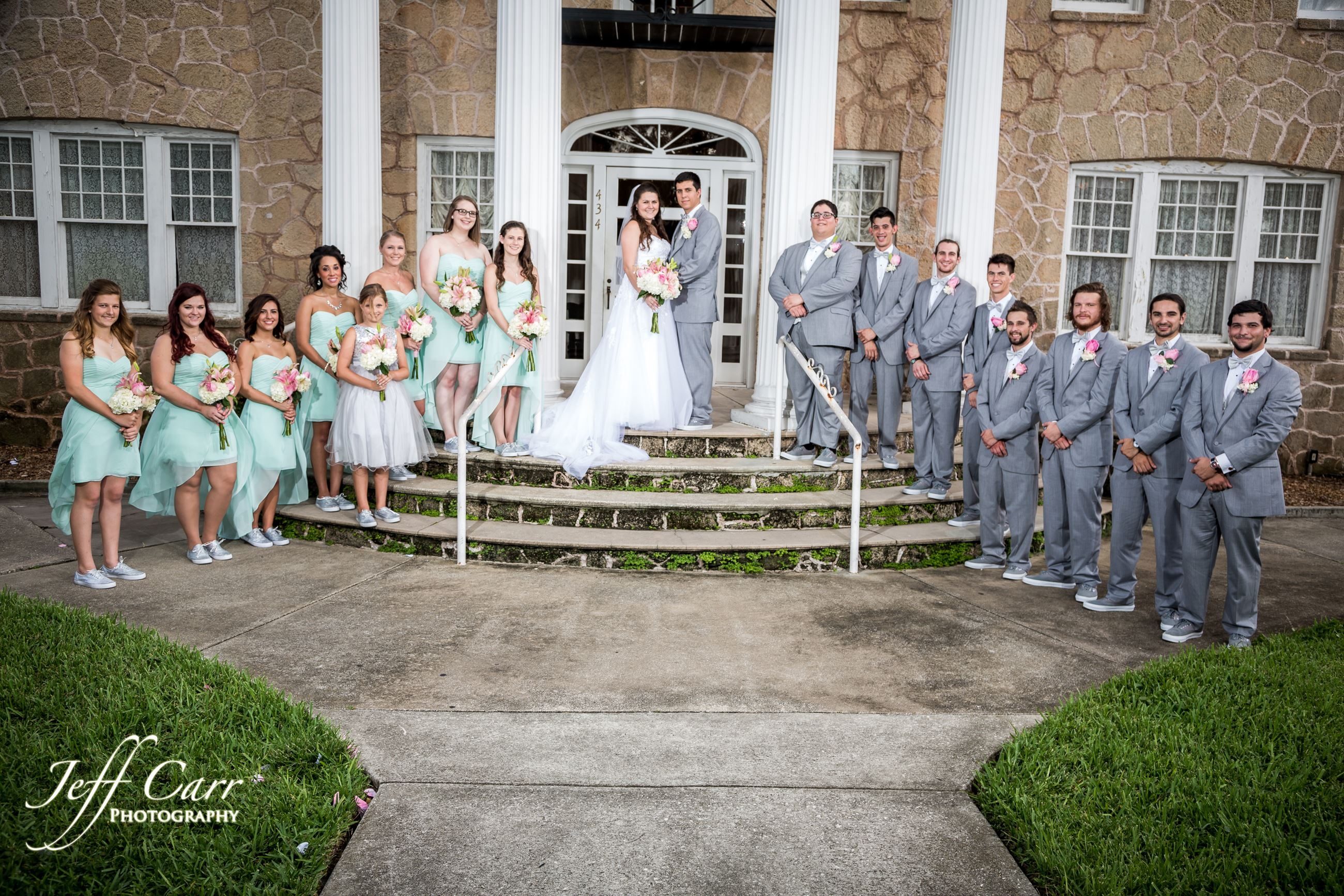 Porcher House Weddings