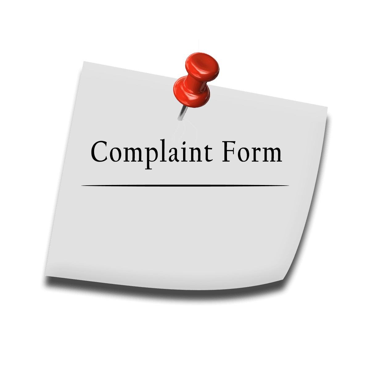 COMPLAINT FORM GRAPHIC  for web