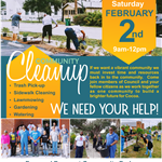Cleanup event
