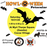 HowlOWeen 2020 FLYER simple