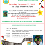 Holiday Festival 2020 flyer