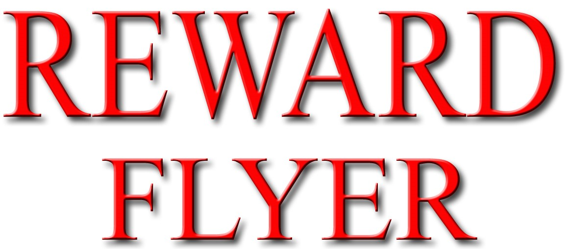 Thomas Reward Flyer