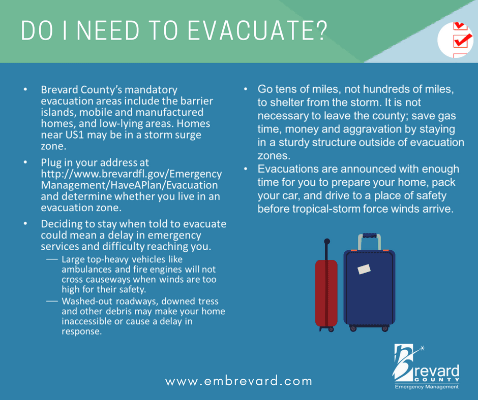 EVACUATE: Mandatory evacuation includes barrier islands, mobile homes and low lying areas