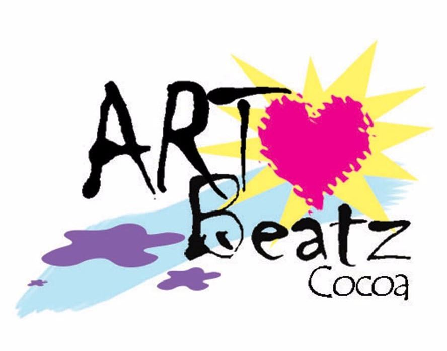 ArtBeatz Logo for notecard