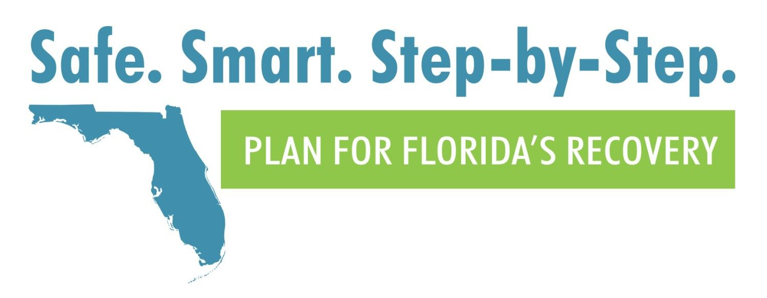 Florida Safe Smart Step-by-Step Logo
