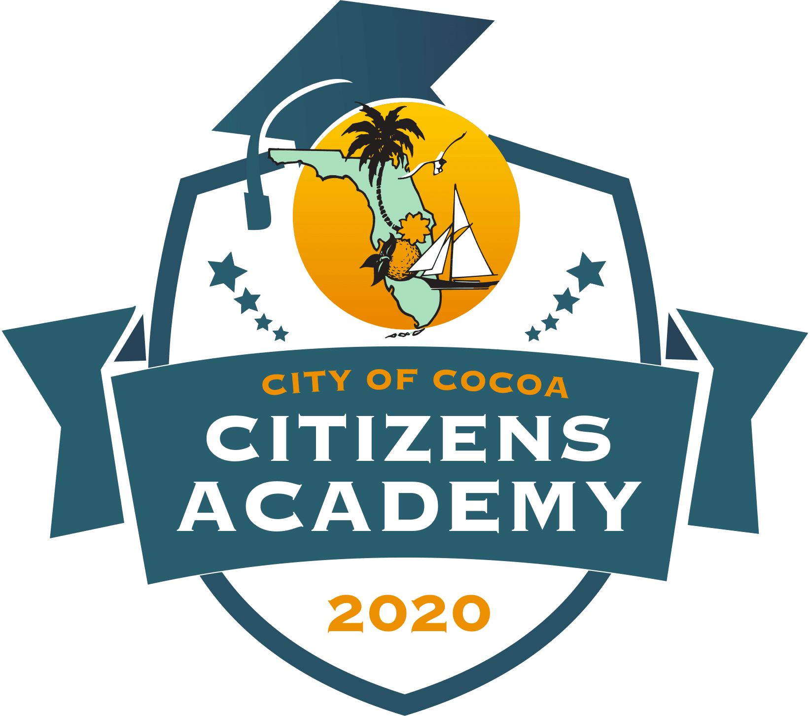 Citizens Academy 2020 logo