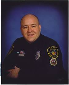 Officer Chris Bradshaw